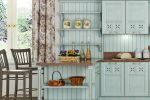 Шкафчики кухни из массива