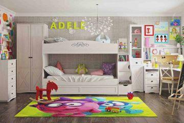 Детский гарнитур Adele ясень анкор светлый