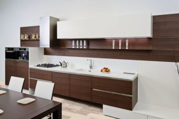 Кухня из ЛДСП Aurora 4
