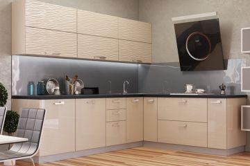 Кухня из пластика Lora 12