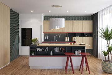 Кухня из пластика Lora 19
