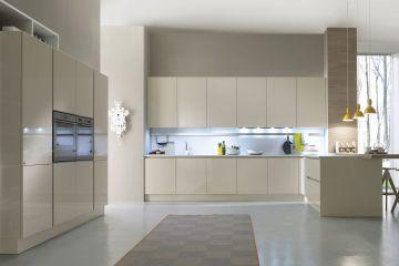 Кухня из акрила Ostin 13