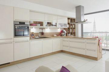Кухня из акрила Ostin 9