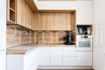 Угловая кухня из пластика Lora 25