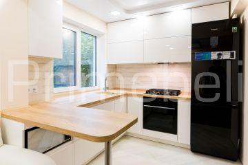 Кухня из крашеного МДФ Vesta 34