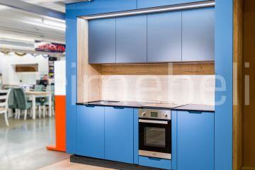 Кухня из крашеного МДФ Vesta 30