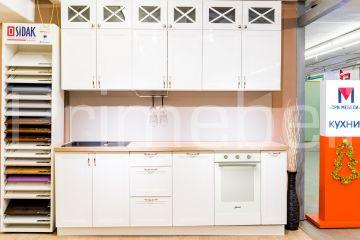 Кухня из крашеного МДФ Vesta 31