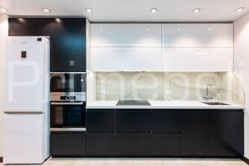Кухня из крашеного МДФ Vesta 37