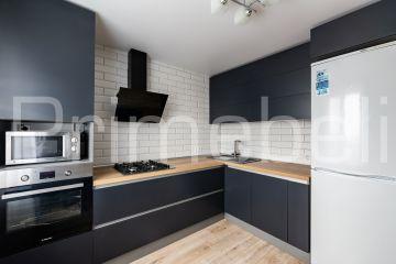 Угловая кухня из пластика Lora 27