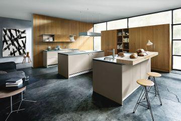 Кухня из Fenix Savanna 1