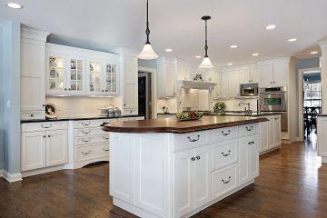 Кухня из массива Tiffany 1