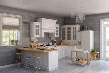 Кухня из массива Tiffany 14