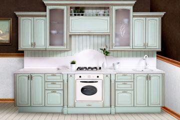 Кухня из массива Tiffany 16