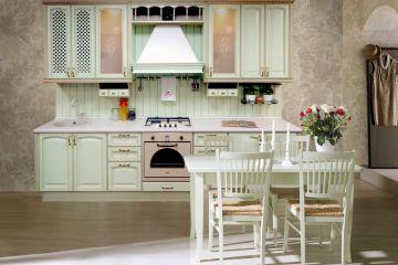 Кухня из массива Tiffany 17