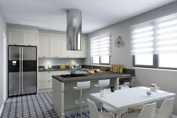 Кухня из массива Tiffany 18