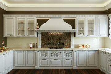Кухня из массива Tiffany 2