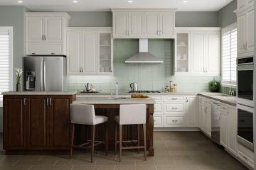 Кухня из массива Tiffany 29