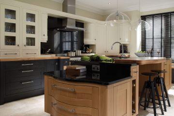 Кухня из массива Tiffany 3