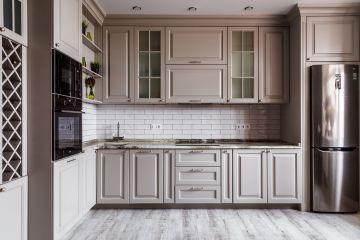 Кухня из массива Tiffany 5