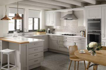 Кухня из массива Tiffany 6