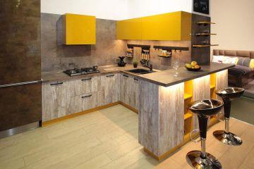 Кухня из Syncron Verdi 2