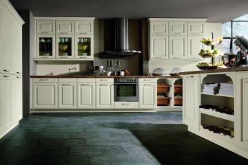 Кухня из крашеного МДФ Vesta 14
