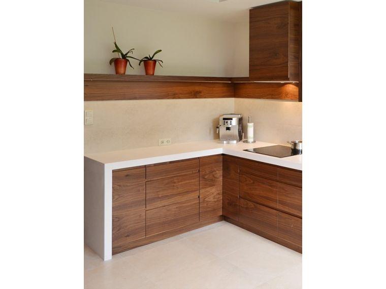 Кухня из ЛДСП Aurora 8 - фото с объекта