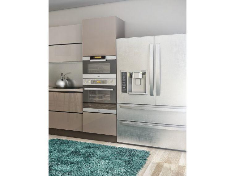 Фото кухни Lora 6 с бытовой техникой