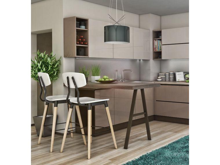 Барная стойка на кухне Lora 6