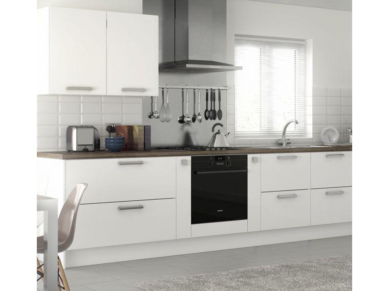Кухня из акрила Ostin 5 угловая - фото 2