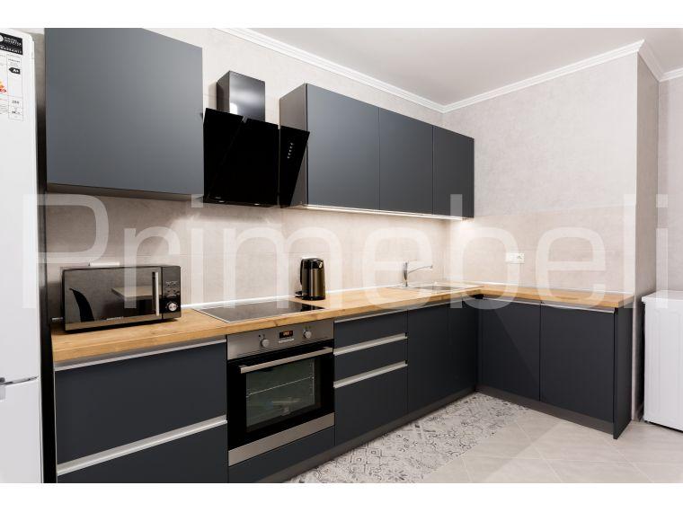 Черная кухня из Fenix Savanna 26