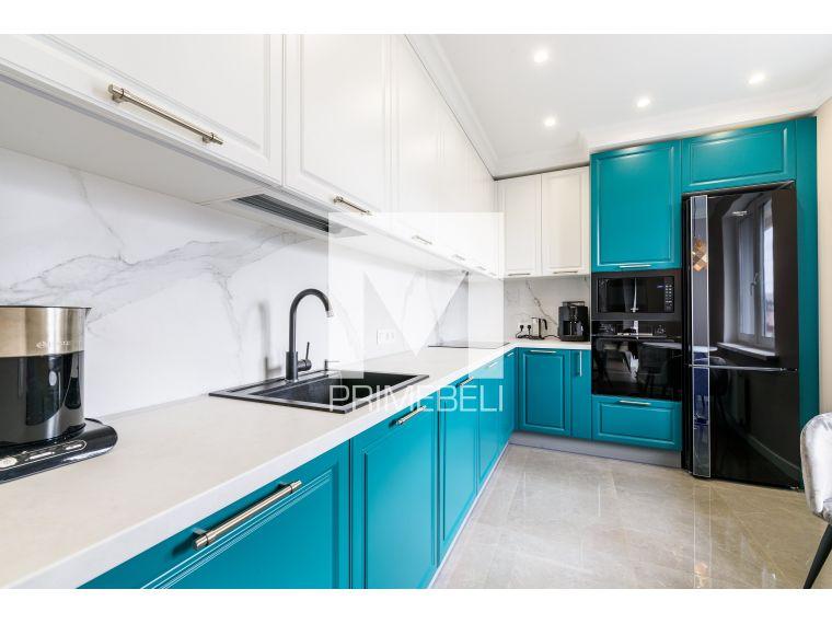 Кухня из крашеного МДФ Vesta 43 - фото 2
