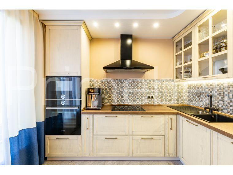 Кухня из массива Tiffany 32 угловая - фото 2