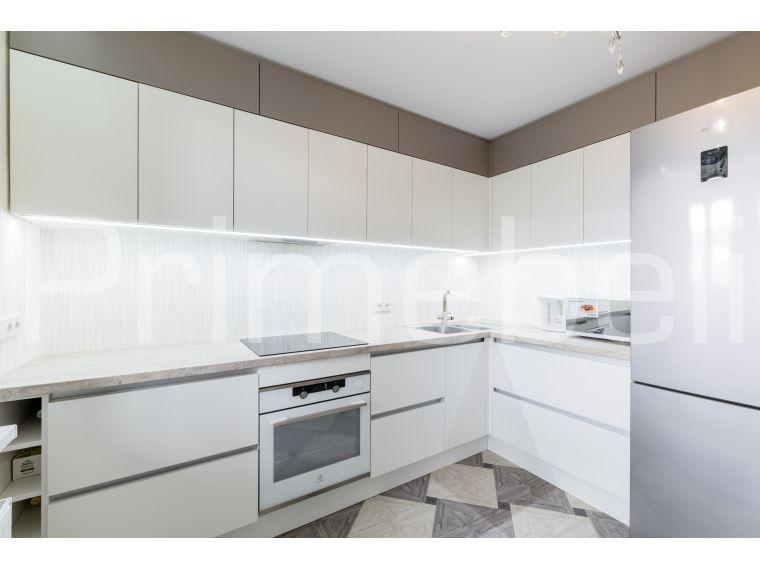 Кухня Lora 29 с холодильником и плитой