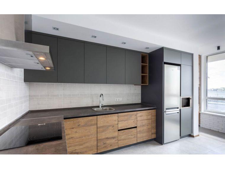 Фото фасада кухни