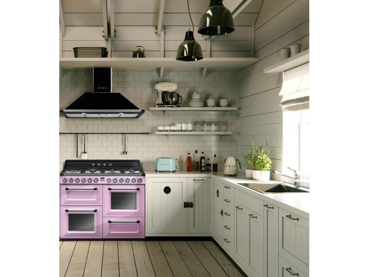 Современная угловая кухня из массива Tiffany 21 - фото 3