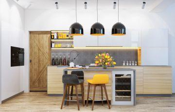 Как оформить кухню?